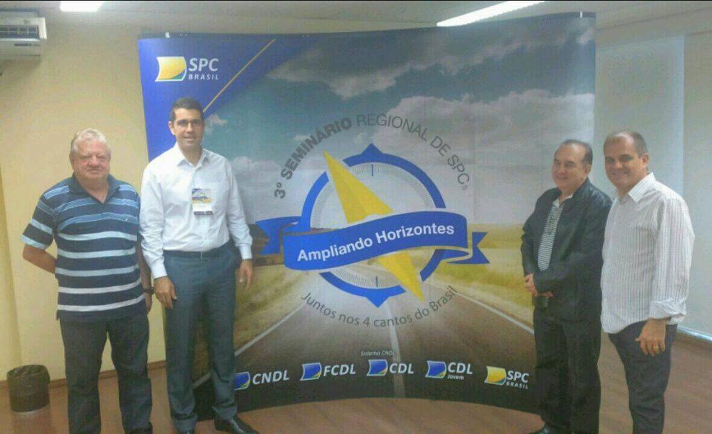 CDL Angra participa do Seminário Regional de SPCs